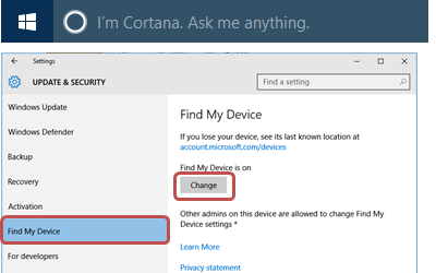 windows 10 find my device pic1.png