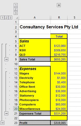 Excel-Computer-Courses-Sydney